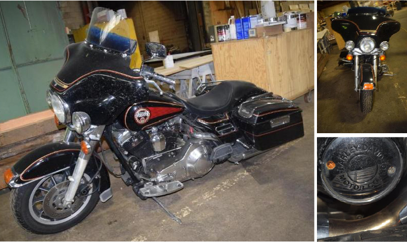 (2) Motorcycles, CNC Plasma Cutter, CNC Router & Woodshop Tools