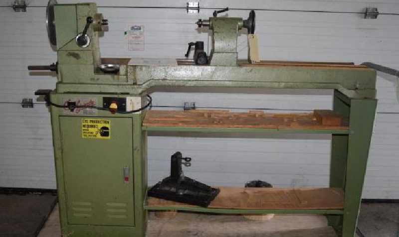 Woodworking & Material Handling Equipment