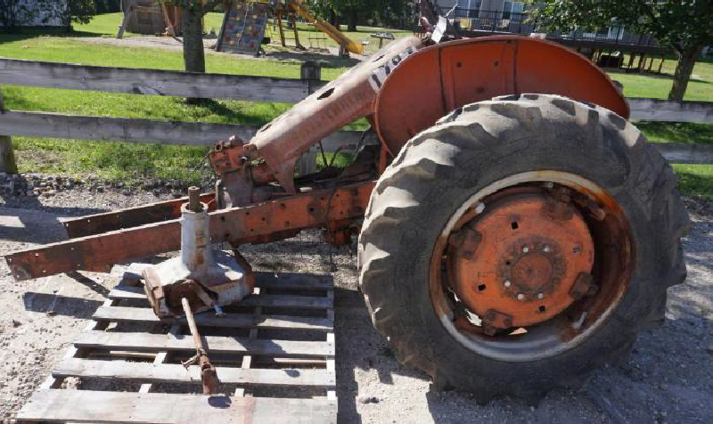 1981 Camaro Z28, 4-Wheelers, Stainless Steel Tanker, Allis-Chalmers Parts & More