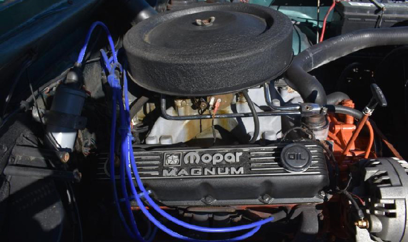 1979 Dodge D-100 Truck