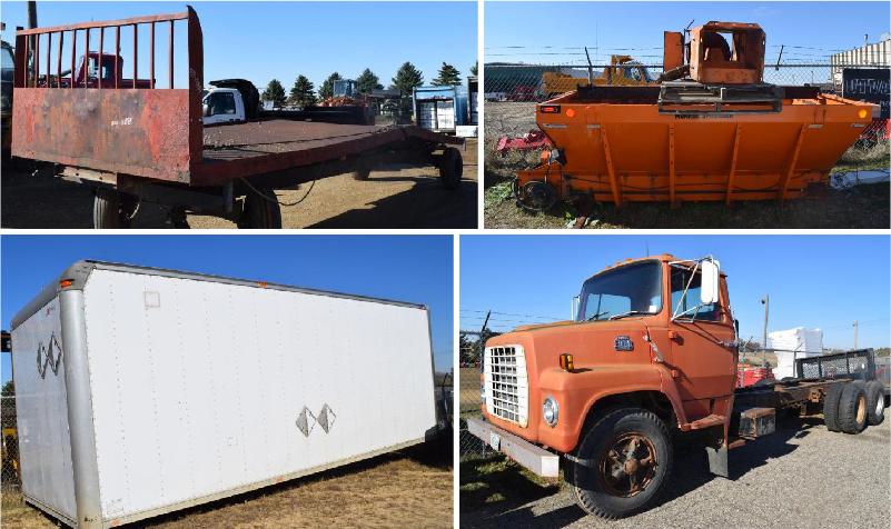 Crysteel Truck Equipment Surplus