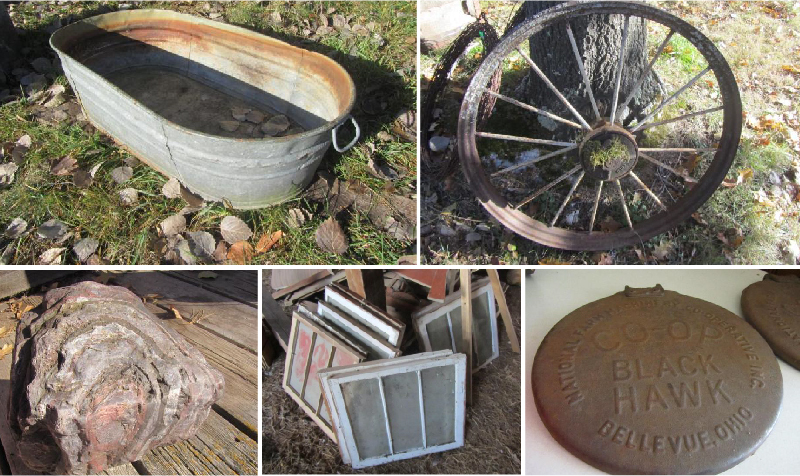 Old Homestead and Barn Finds