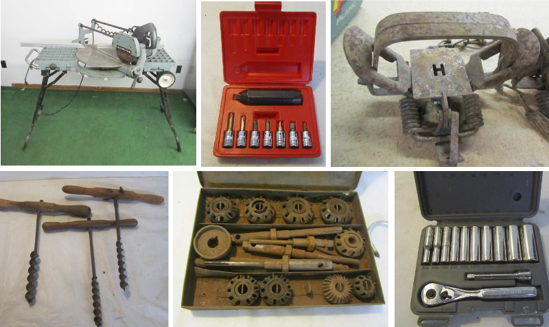 Ideal Corners November Consignment Auction