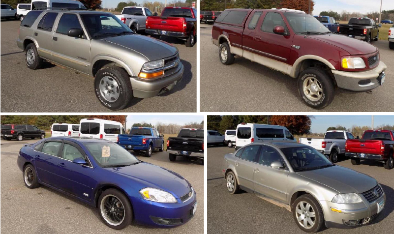 Hayford Ford Inventory Reduction