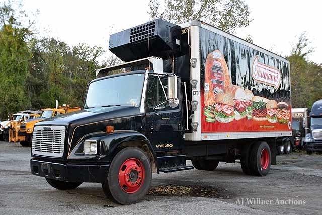 2003 Freightliner Refrigerated Box Truck