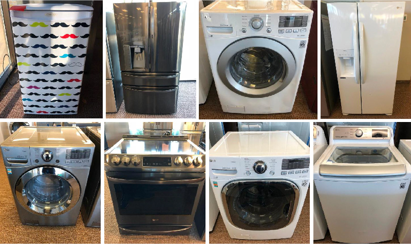 American Specialties Inventory Sale: LG Appliances, Mattresses, Furniture and More!