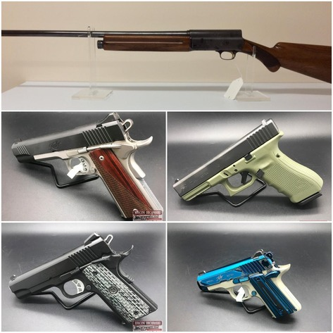 Firearm and Ammo Auction