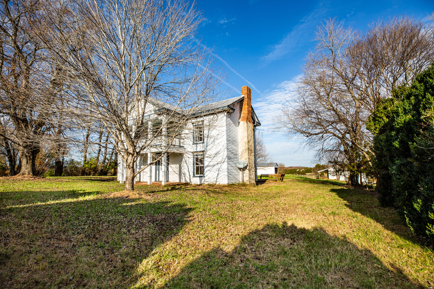 Featured Image for 3 BR/2 BA Farm House, Large Barn, Outbuildings & Pond on 50 +/- Acres (offered in 2 parcels)--Sells to the Highest Bidder!!