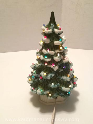 Christmas Decorations Online Only Auction