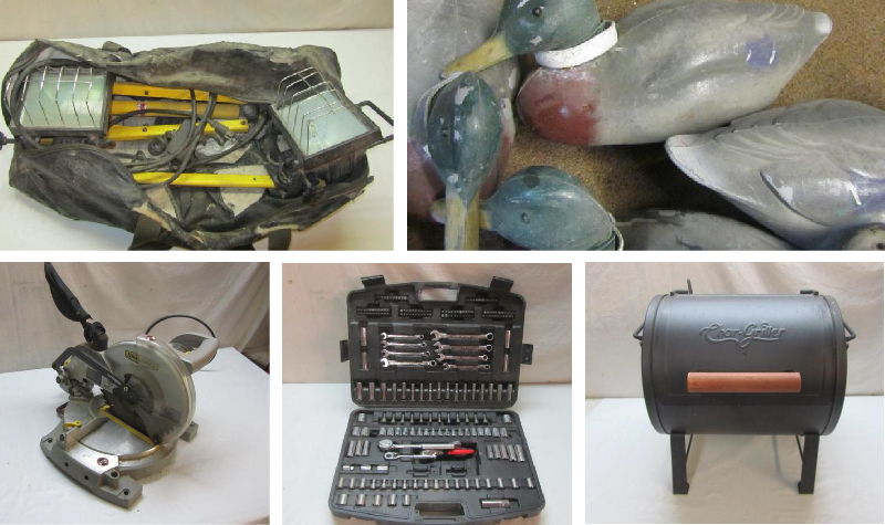 Ideal Corners Early December Consignment Auction