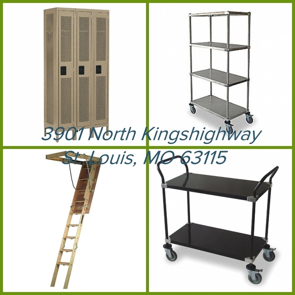 Industrial Supply Warehouse LIquidation #5