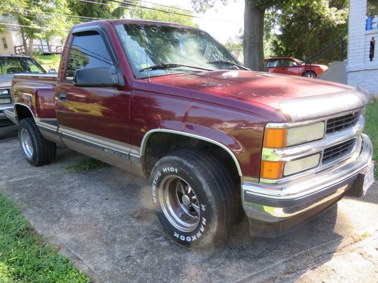 1996 CHEV Silverado 1500 Truck