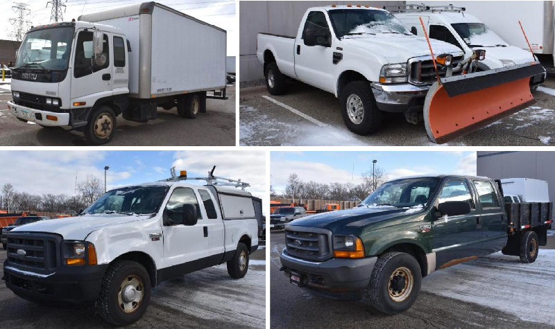 Year End Fleet Liquidation