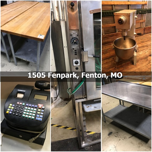December Bakery Auction
