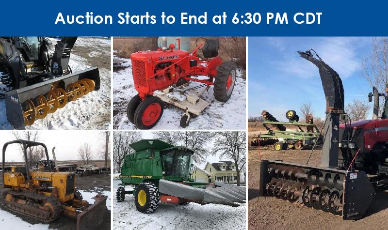 Farm, Snowblowers, Skid Loader Attachments, Trailers, & Construction