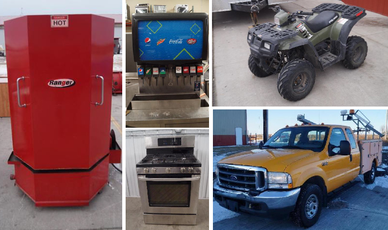 Automotive Equipment, Tools, Household and More