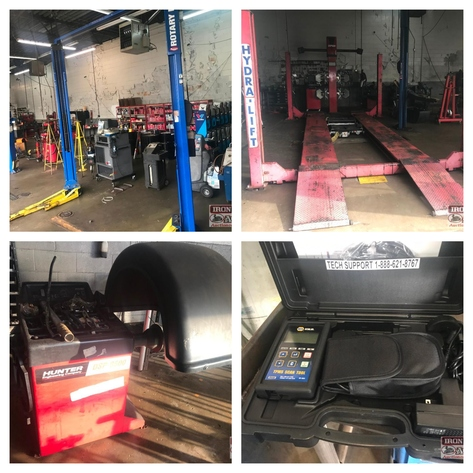 Auto Service Center Auction - Winston-Salem, NC