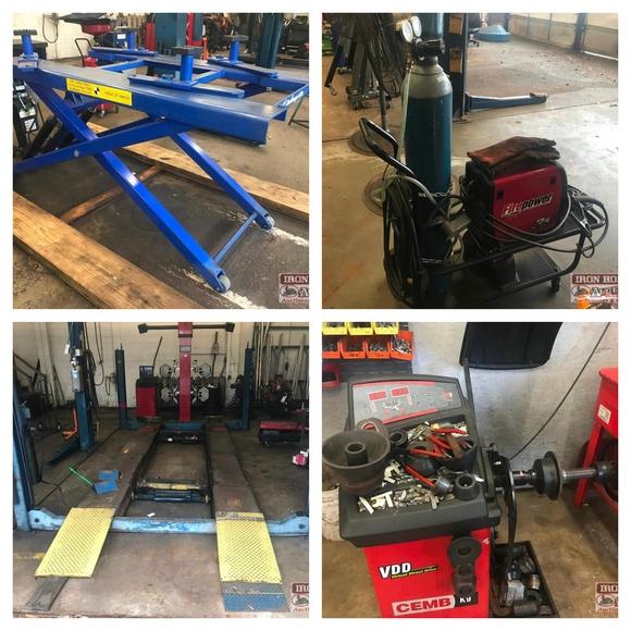 Auto Service Center Auction - Greensboro, NC