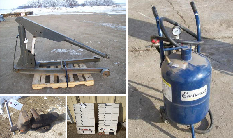 December Consignment Auction: Canby, MN
