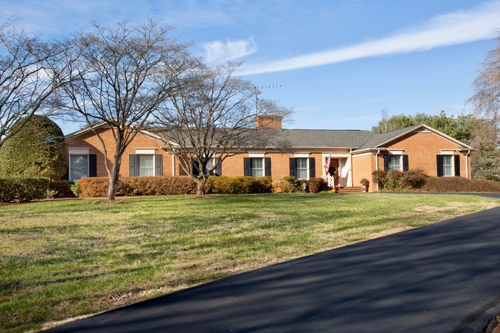 Well Maintained 4 BR/3 BA Home on 3.7 +/- Acres PLUS an Adjacent 3.6 +/- Acre Lot--Culpeper County, VA