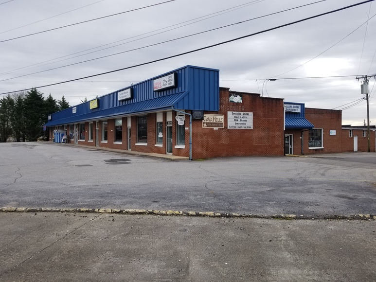 Bankruptcy Auction of Income Producing Commercial Property in Millers Creek, NC (Wilkes County)