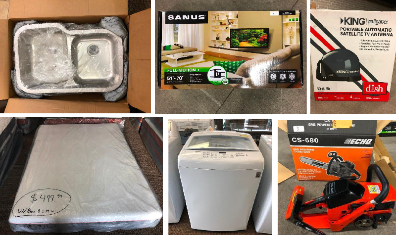 American Specialties Business Moving Sale 2! Appliances, Mattresses, Electronics, and General Merchandise!