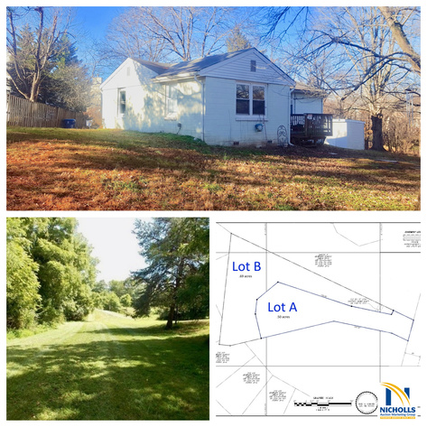 Image for Valuable Loudoun County Real Estate--3 BR Home on .69 +/- Acre Lot & .5 +/- Acre Adjacent Lot in Desirable Sterling, VA