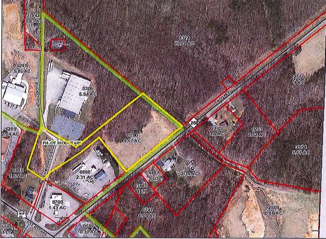 Commercial Land in Pilot Mountain, NC