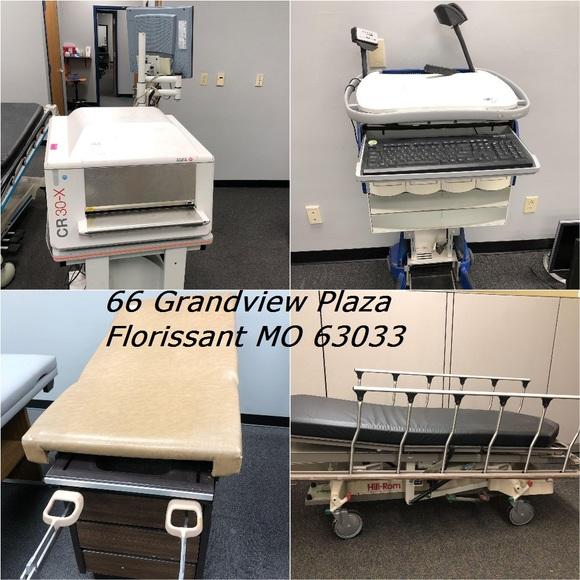 Medical Office Surplus Equipment Sale