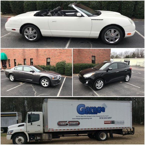 Car and Box Truck Auction