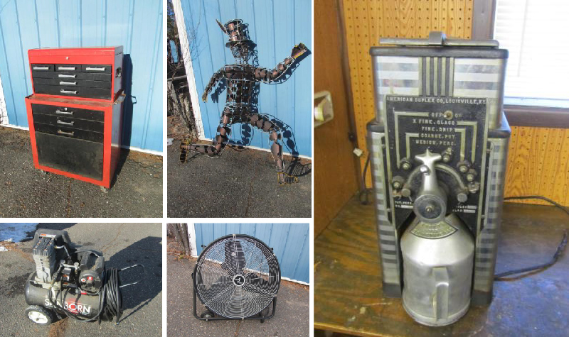 Ideal Corners January Consignment Auction