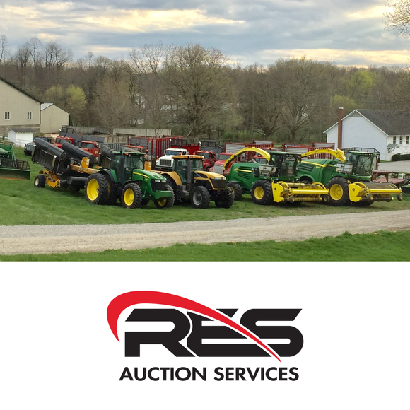 MASTEAD FARMS CUSTOM HARVESTING DISPERSAL AUCTION