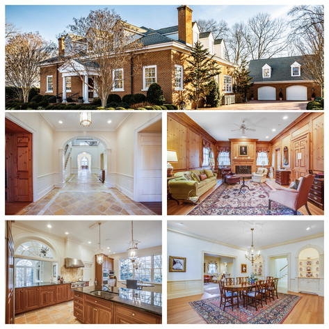 Spectacular 5 BR/6.5 BA Custom Home in Desirable Westmont Community of Fredericksburg, VA--Sells to the Highest Bidder!!