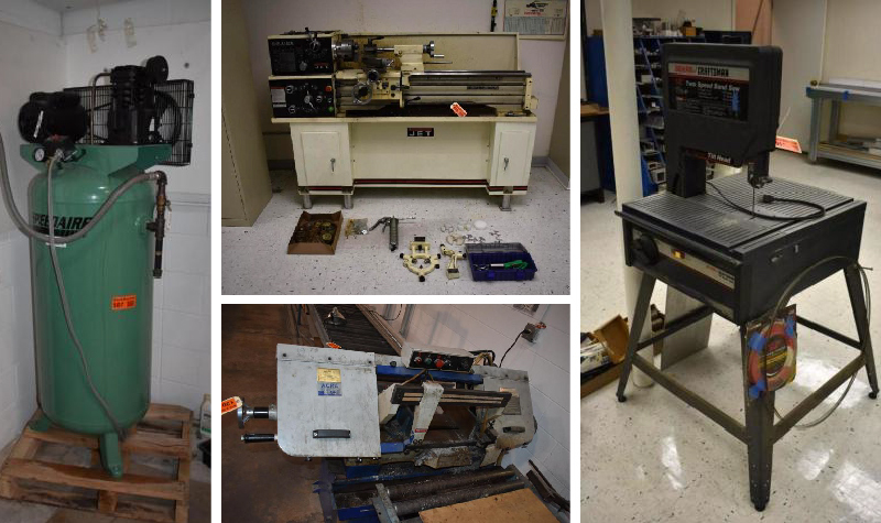 Automated Conveying Systems Complete Liquidation