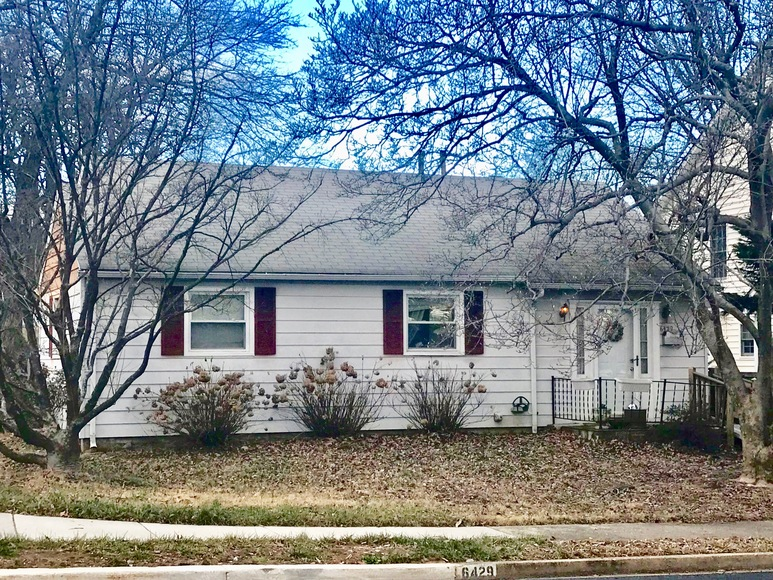 Featured Image for 3 BR Home on Corner Lot Inside the Beltway in Arlington, VA--1 Mile From East Falls Church Metro Station and Minutes from DCA & The Pentagon