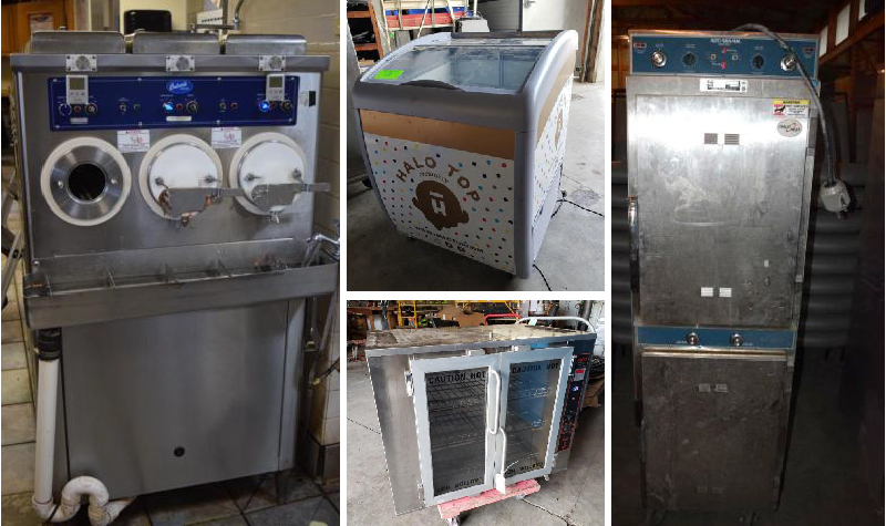 Culvers Ice Cream, Banquet and Restaurant Equipment