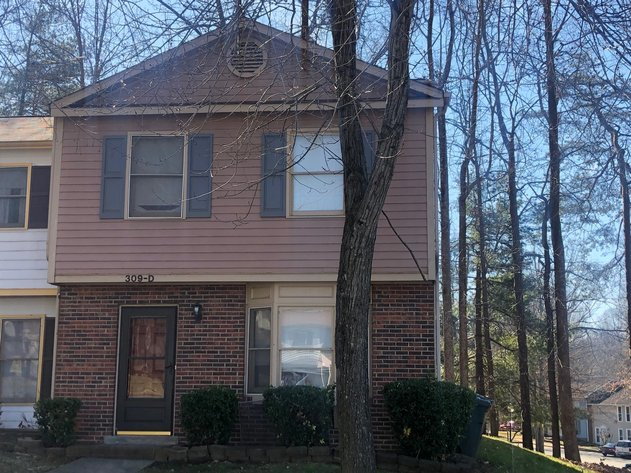 Bankruptcy Auction of Townhouse in Greensboro, NC