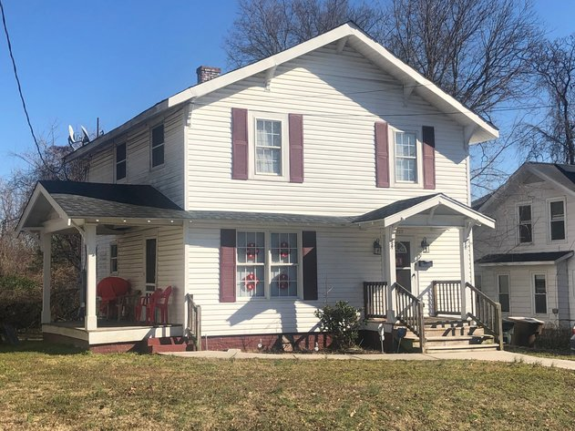 Bankruptcy Auction of a House and Lot on Sevier Street in Greensboro, NC