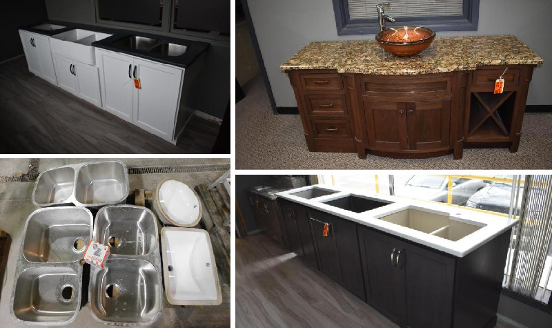 Granite Fabrication and Retail Show Floor Complete Liquidation