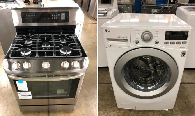 American Specialties Inventory Sale: Appliances, Mattresses, and MORE!