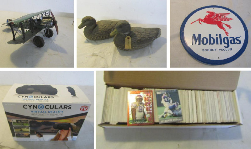 Ideal Corners February Consignment Auction