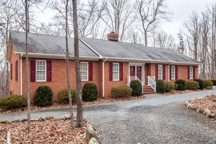 Immaculate Custom Built 3 BR/2 BA Brick Home on 3.5 +/- Acres Centrally Located in Beautiful Madison County, VA