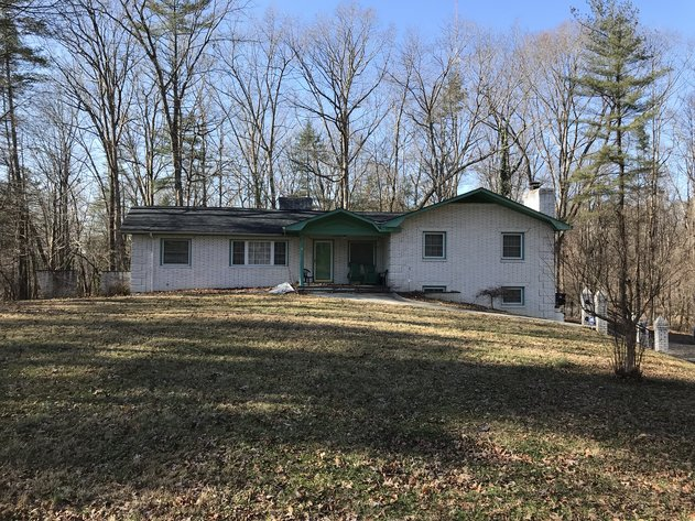House & 1.08 Acres, 5.54 Acres Marketable Timber - 138 Summit Drive, Mount Airy, NC