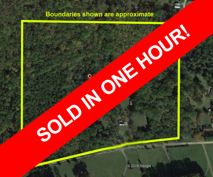± 33 ACRES IN KNOX COUNTY, TN 9927 Stringtown Road, Strawberry Plains, TN 37871