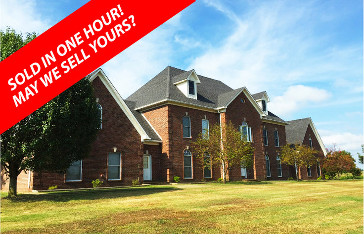 Large Home and 18± Acres Between Mason and Covington, TN