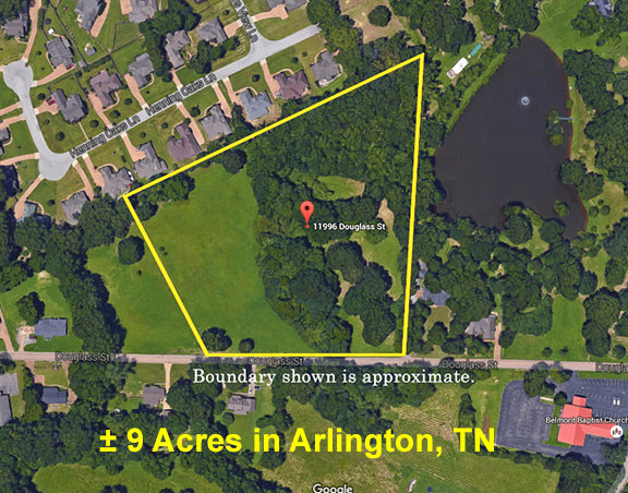 GALLERY AUCTION! Commercial/industrial land, homesite