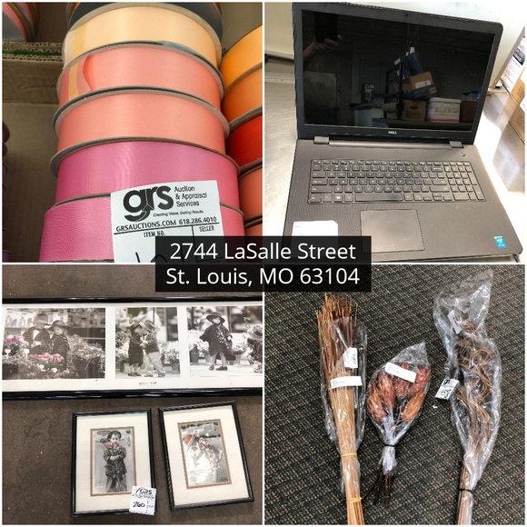 LaSalle Wholesale Florist Retirement Sale 1