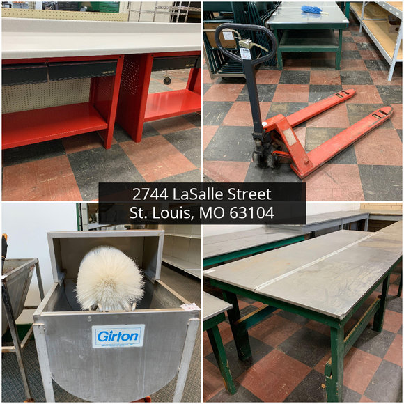 LaSalle Wholesale Florist Retirement Sale 2