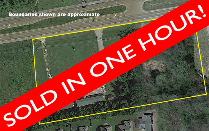 ±4 Acres, Oakland, TN 8220 US 64, Oakland, TN