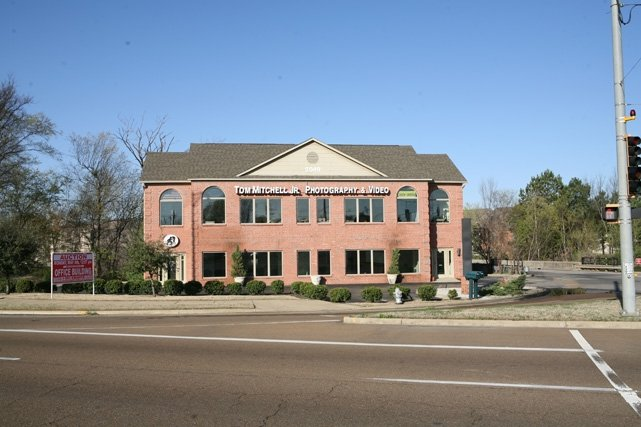 Tom Mitchell Photography Prime Commercial Property in Cordova!